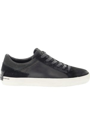Crime london MEN'S 11011A17B LEATHER SNEAKERS