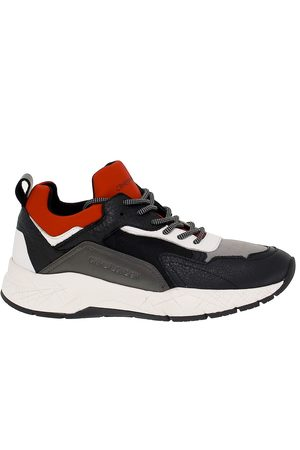 Crime london MEN'S 11946AA120 LEATHER SNEAKERS