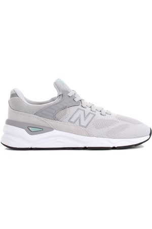 New Balance MEN'S NBMSX90HTB SUEDE SNEAKERS