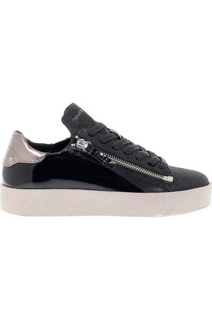 Crime london WOMEN'S 25923A1720 LEATHER SNEAKERS