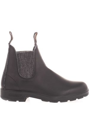 Blundstone WOMEN'S 2032BLACK LEATHER ANKLE BOOTS