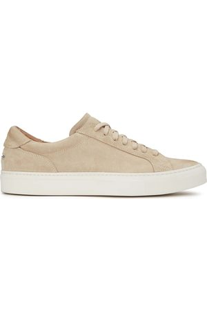 Unseen Footwear Helier Suede Taupe (Liberty London Exclusive)