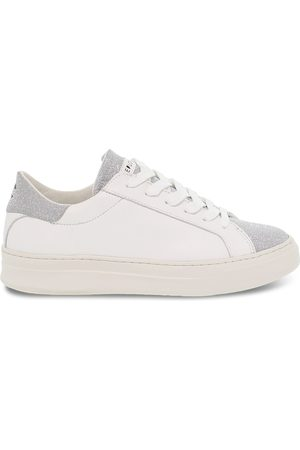 Crime london WOMEN'S CRIME25512B LEATHER SNEAKERS