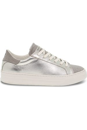 Crime london WOMEN'S CRIME25514P LEATHER SNEAKERS