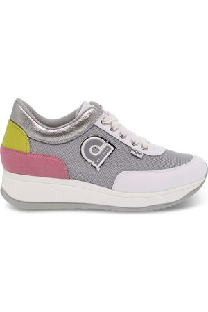 Ruco Line RUCO LINE WOMEN'S RUCO1304MG GREY POLYESTER SNEAKERS