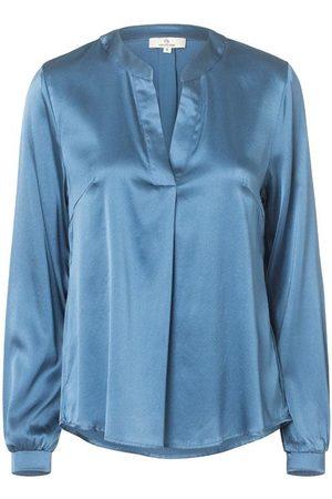 CHARLOTTE Spark Blouse Blue