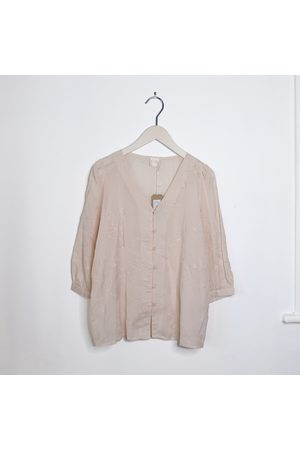 Des Petits Hauts Edith Top Embroidered