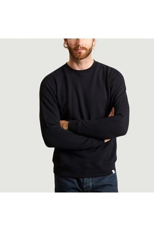 Norse projects Vagn Classic Sweatshirt Dark Navy