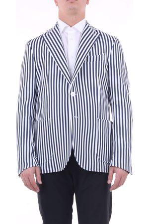 FEFÈ Jackets Blazer Men and white