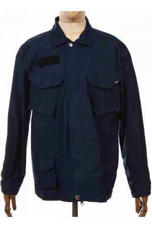 Edwin Jeans Strategy Jacket - Navy Blazer Colour: Navy Blazer