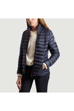 Jott Cha Padded Jacket Navy Just Over The Top