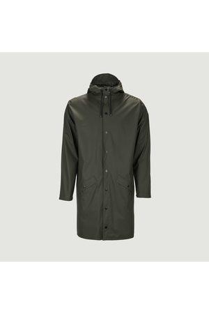 Rains Long Raincoat Khaki
