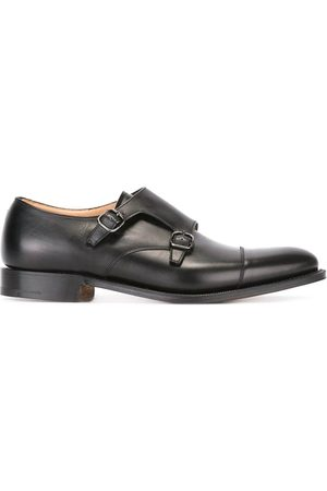 Church's MEN'S EOB0159XVF0AAB LEATHER MONK STRAP SHOES