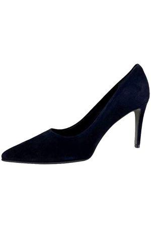 Kennel & Schmenger Navy Miley suede shoe 41-83500-498