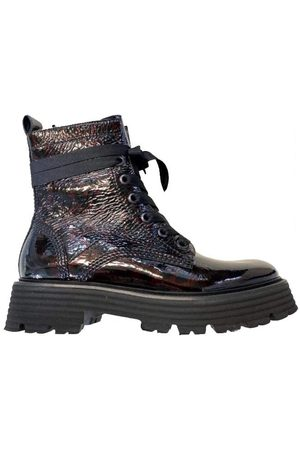 Kennel & Schmenger Leo Patent Power Chelsea Boots 41-34510-455