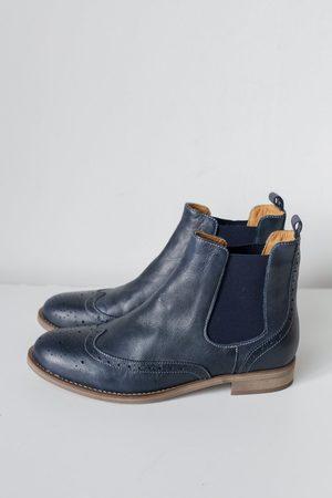Portamento Fantasma d'Amore Blue Boots