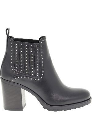 Janet&Janet WOMEN'S 42454 LEATHER ANKLE BOOTS
