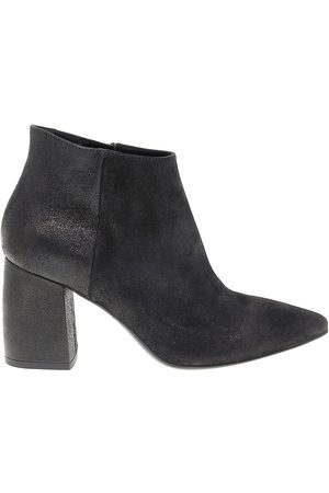 Janet&Janet WOMEN'S 42554 SUEDE ANKLE BOOTS