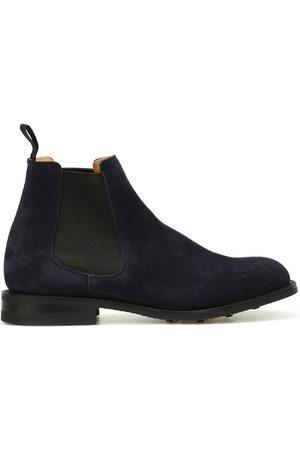 Church's Men Ankle Boots - MEN'S REDENHAMCASTORONAVY SUEDE ANKLE BOOTS