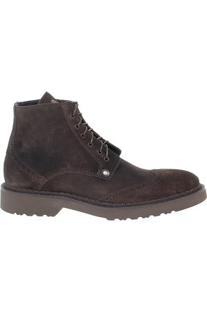 Cesare Paciotti Men Ankle Boots - MEN'S PAC56308 SUEDE ANKLE BOOTS