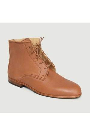 La Botte Gardiane Albert Boots Naturel