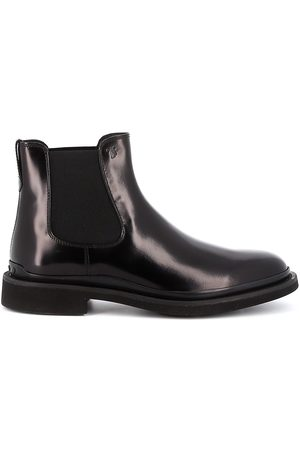 Tod's MEN'S XXM89B0CD50AKTB999 LEATHER ANKLE BOOTS