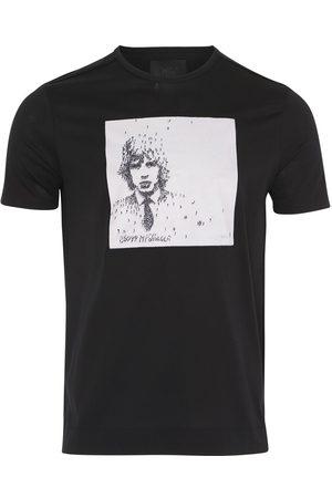 Limitato Moves Like Mercerised Cotton T-Shirt (Black)