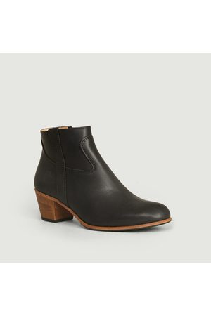 La Botte Gardiane Full grain calf leather Gil boots