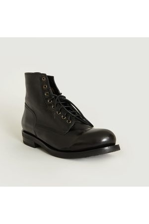 Buttero Lace Up Boots Tbone