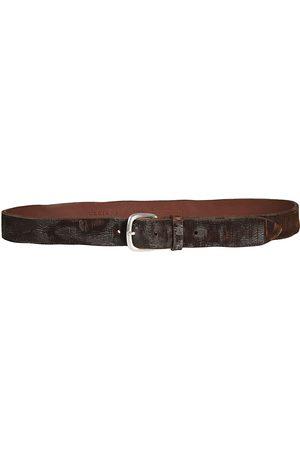 Orciani Men Belts - MEN'S U07768MORO LEATHER BELT