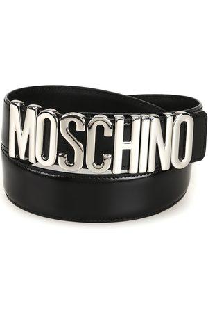Moschino WOMEN'S A801280071555 LEATHER BELT