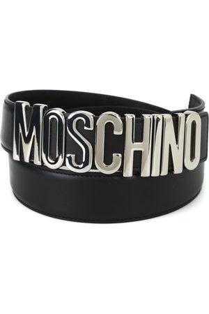 Moschino WOMEN'S A800780013555 LEATHER BELT