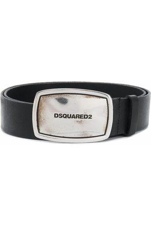 Dsquared2 MEN'S BEM022312900001M1601 LEATHER BELT