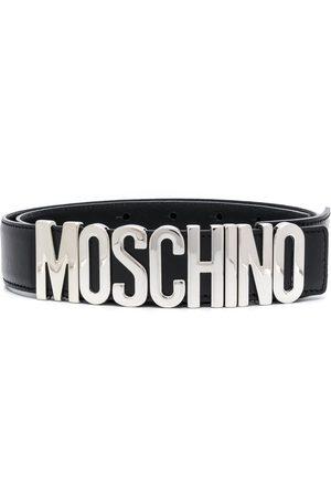 Moschino Men Belts - MEN'S A801280016555 LEATHER BELT