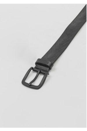 Antony Morato Chevron Design Belt Colour: