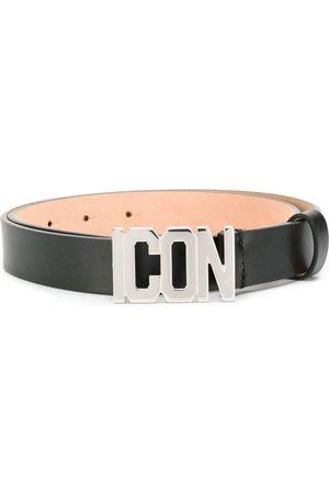 Dsquared2 Women Belts - WOMEN'S BEW004701500001M802 LEATHER BELT