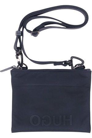 HUGO BOSS Record Bag Mini Blue