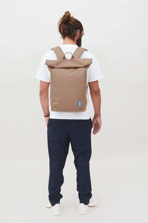 Lefrik Roll Backpack Tobacco