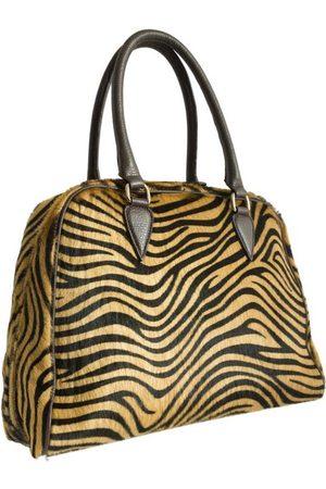 Fioriblu Mimosa Tiger Print Bag