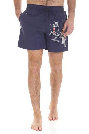 Ralph Lauren Men Swim Shorts - MEN'S 710739217001 POLYAMIDE TRUNKS
