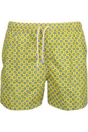 MC2 SAINT BARTH Men Swim Shorts - MEN'S LIGHTINGMICROFANTASYRTRP POLYESTER TRUNKS