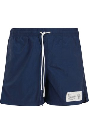 ELEVENTY MEN'S A75BEAA01NYL0A00211 POLYESTER TRUNKS