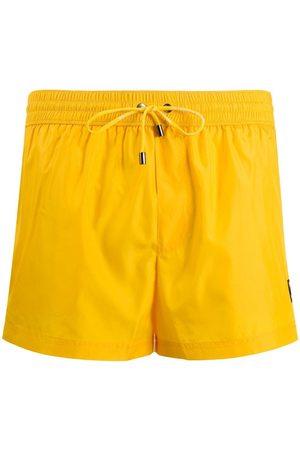 Dolce & Gabbana Men Swim Shorts - DOLCE E GABBANA MEN'S M4A73TFUSFWA9818 POLYESTER TRUNKS