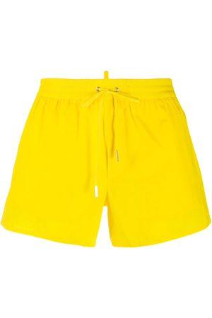 Dsquared2 Men Swim Shorts - Capri Logo Swim Shorts