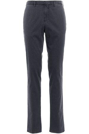 Incotex MEN'S 1GWT8290183910 GREY COTTON PANTS