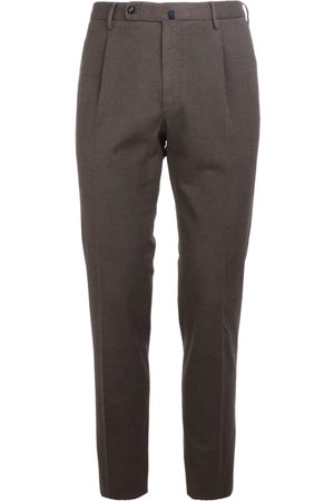 Incotex MEN'S 1AGW9340032433 COTTON PANTS