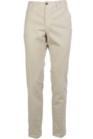 Incotex Men Jeans - MEN'S 10S12640637021 BEIGE COTTON PANTS