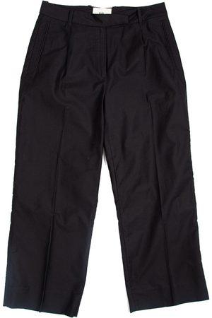FOLK CLOTHING FOLK Wide Trouser - Japanese Cotton
