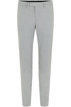 J Lindeberg Grant Stretch Twill Trouser Grey