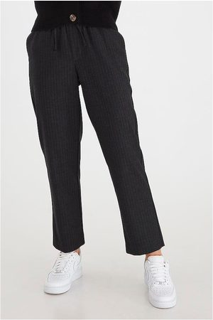 B YOUNG B Young Byemmeline Pants Dark Grey